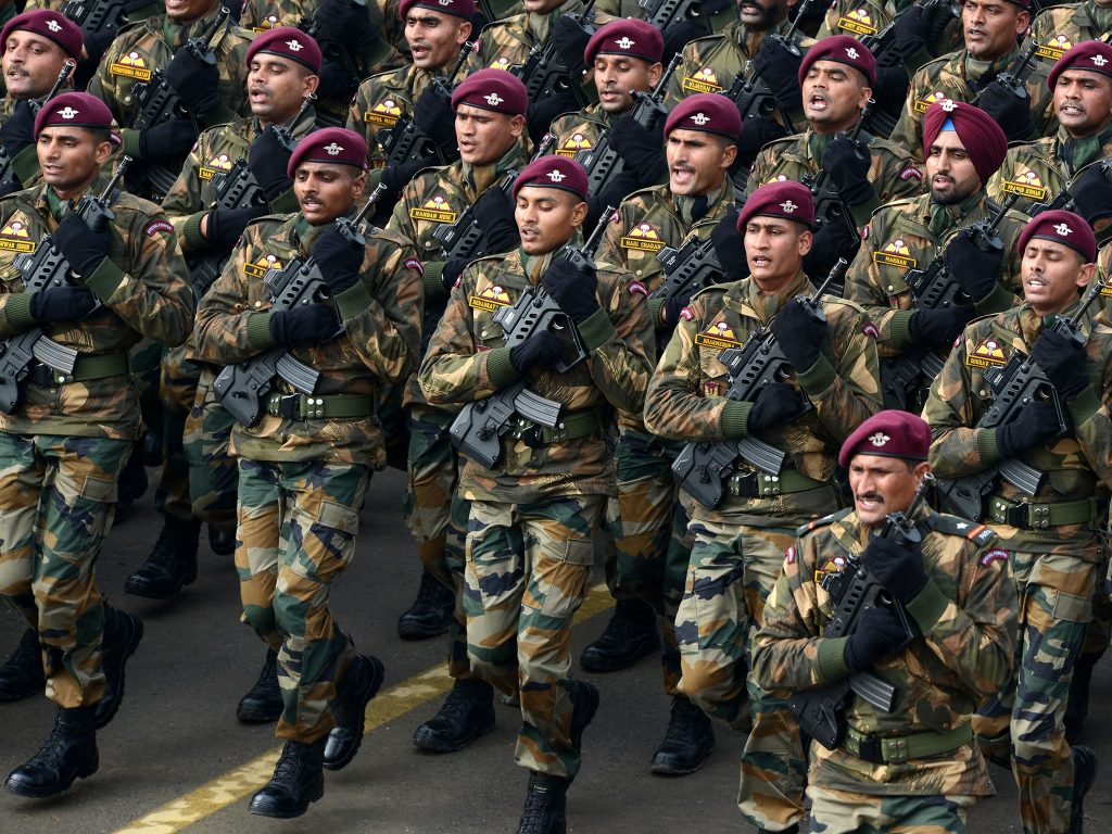 Para Commando Recruitment