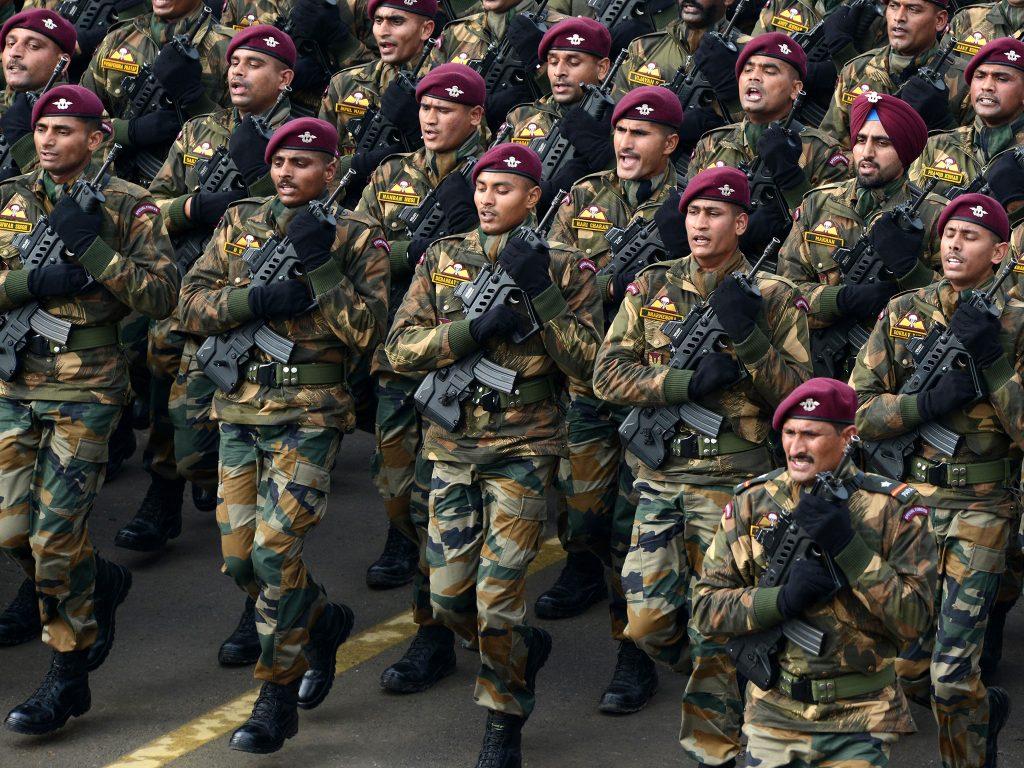 Para Commando Recruitment