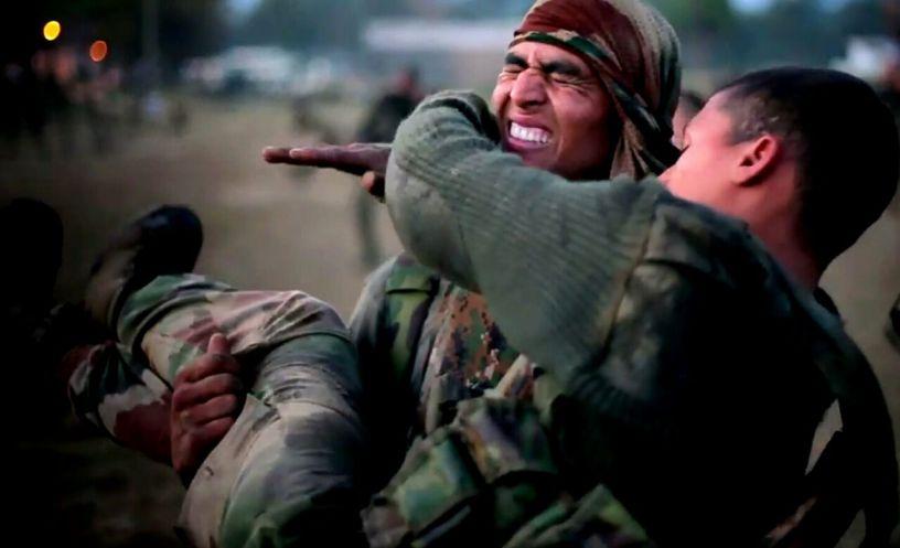 Para Commando Training