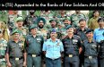 What Is Time Scale Promotion In Indian Army?