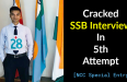 Cracked SSB Interview In 5th Attempt