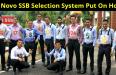 De Novo SSB Selection System Put On Hold