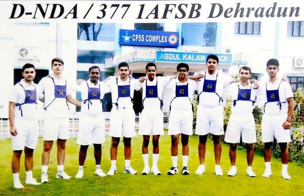 NDA SSB Candidates