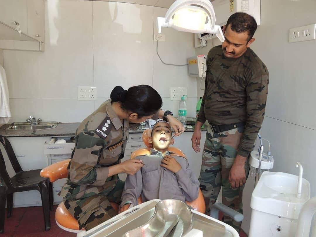 Image result for army dental ssbcrack