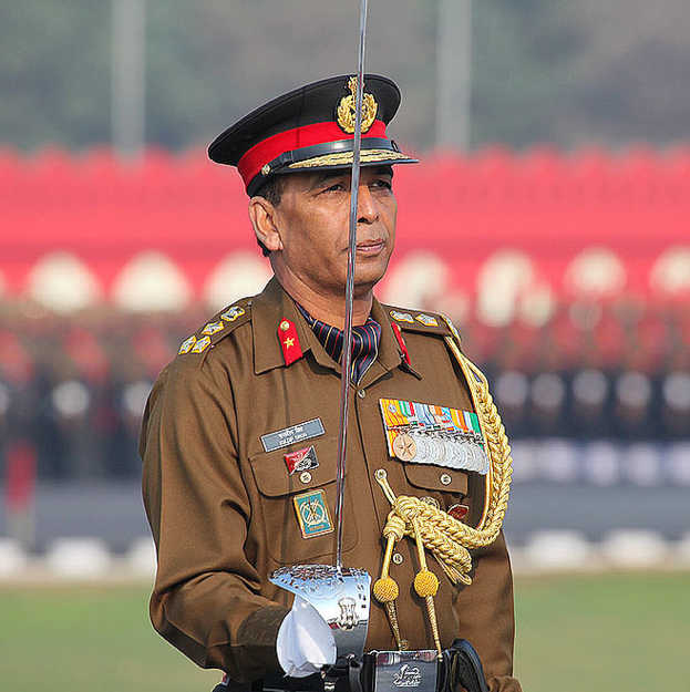 Brigadier rank of Indian army