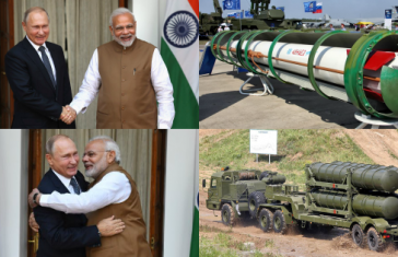 10 Points You Must Know About India Russian S-400 Triumf Missile Deal
