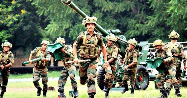 Indian Army Havildar Bharti 2018 -2019