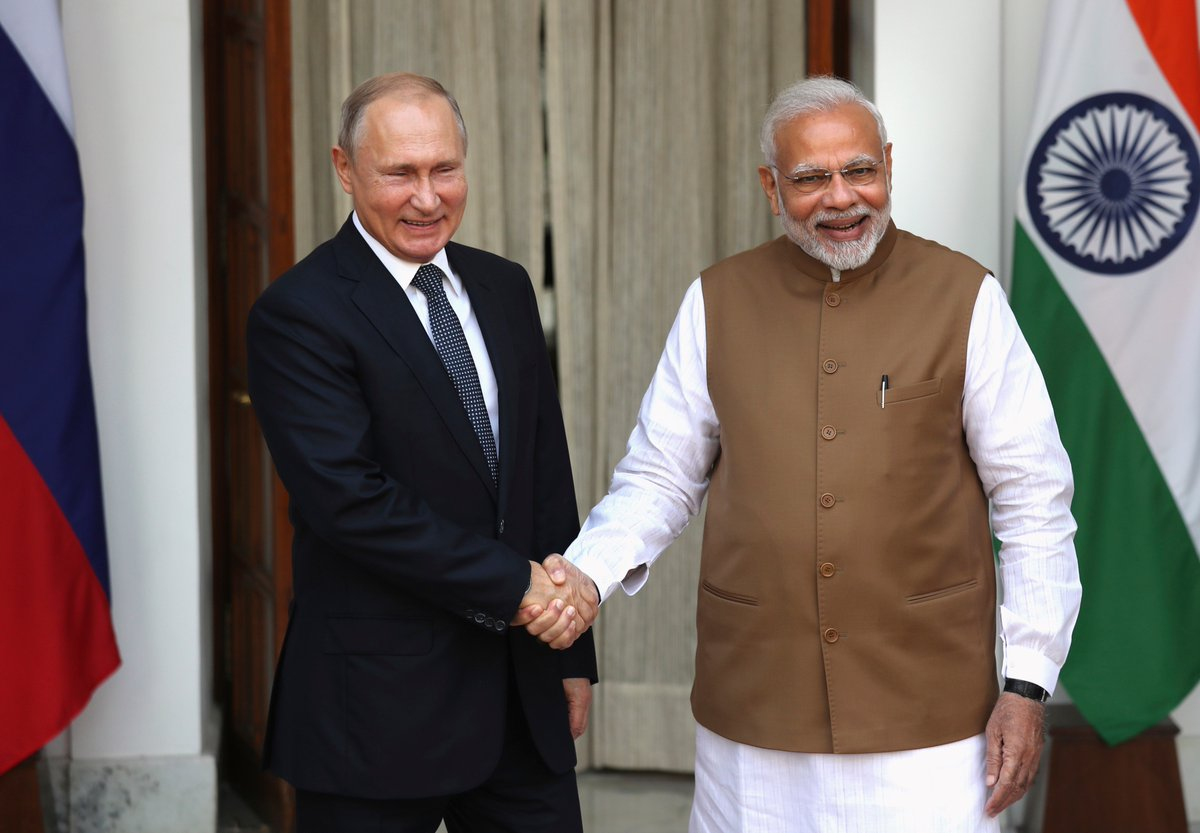 Indian Russia S 400 Deal