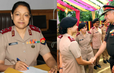 Military Nursing Service BSc Course Notification 2019