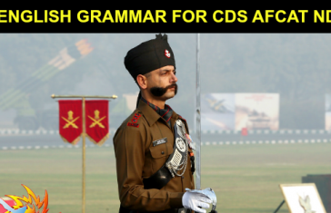85 English Grammar Shortcuts and Rules For CDS AFCAT NDA