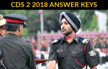 CDS-2-2018-ANSWER-KEYS