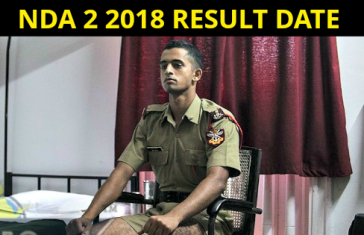 NDA 2 2018 Result and SSB Interview Dates [Published] - NDA 142 Course