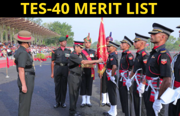 TES-40 MERIT LIST