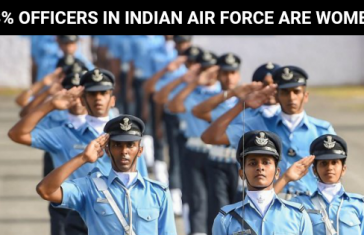 13 OFFICERS IN INDIAN AIR FORCE ARE WOMEN