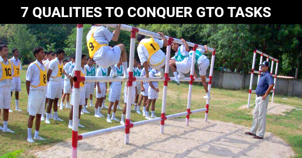 7 QUALITIES TO CONQUER GTO TASKS