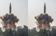 Successful Test Firing of Long-Range Missile Agni V