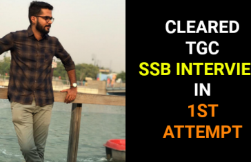 CLEARED TGC SSB INTERVIEW IN 1ST ATTEMPT