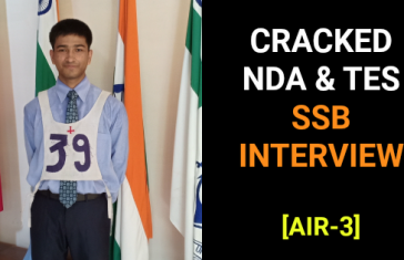 My Journey To Crack NDA and TES SSB Interview [AIR-3]