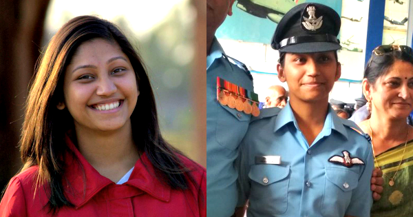 Flying Officer Priya Sharma_ ssbcrack