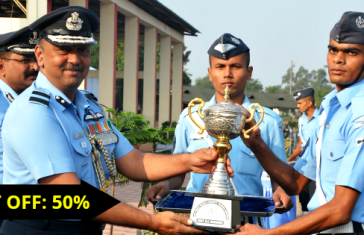 Indian Airforce airmen 2019