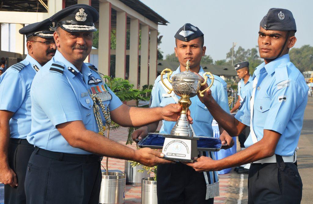 Indian airforce airmen recruitment
