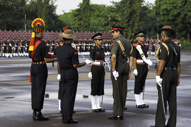 JAG 23 Indian Army