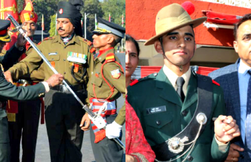 Meet Lt. Arjun Thakur, Who Won Sword Of Honour In IMA Passing Out Parade 2018
