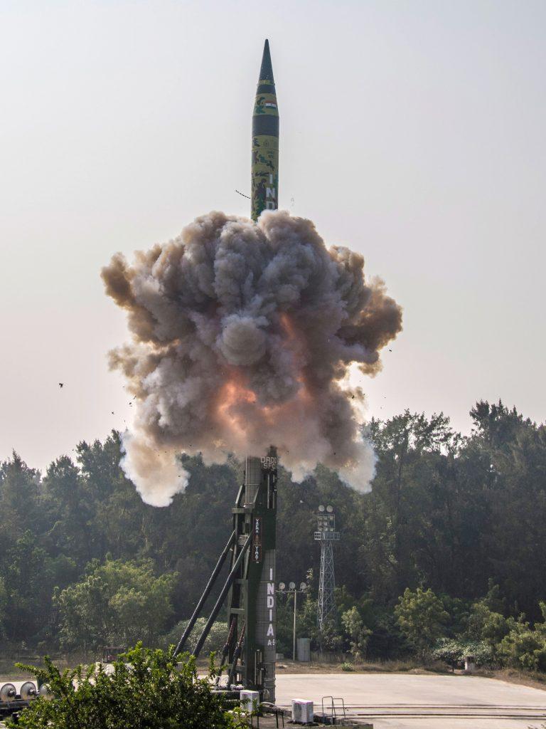 Missile Agni V