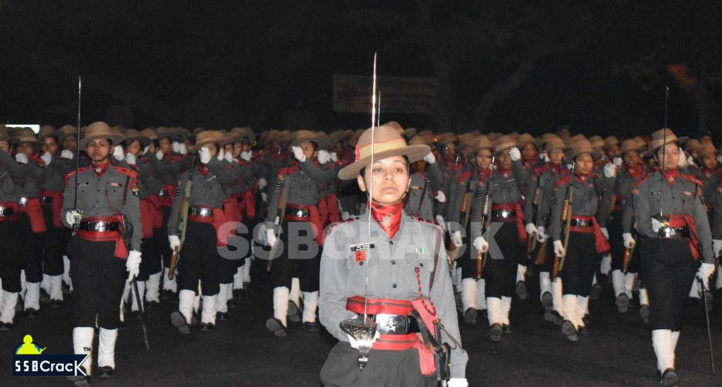 Assam Rifles Women Republic Day