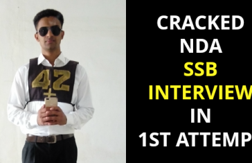 CRACKED NDA SSB INTERVIEW IN 1ST ATTEMPT