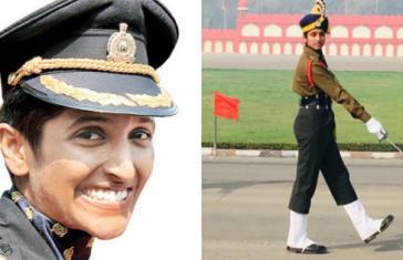 Lieutenant Bhavana Kasturi