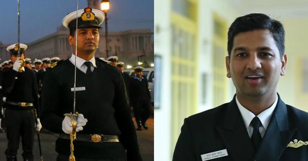 Lt Cdr Pankaj Kumar Yadav