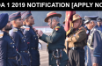 NDA 1 2019 NOTIFICATION [APPLY NOW]