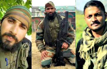 indian army martyrs 2018