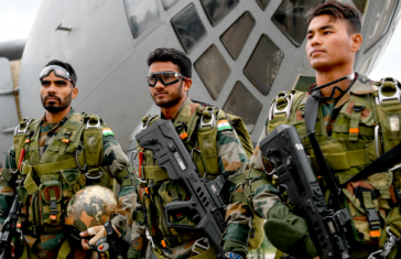 List of Indian Army Air Force Navy Military Exercises 2018 [Full List]
