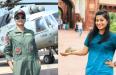 Flt Lt Hina Jaiswal