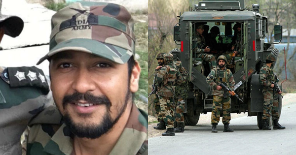 Image result for hari singh in pulwama encounter
