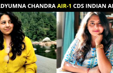 PRADYUMNA CHANDRA AIR-1 CDS INDIAN ARMY