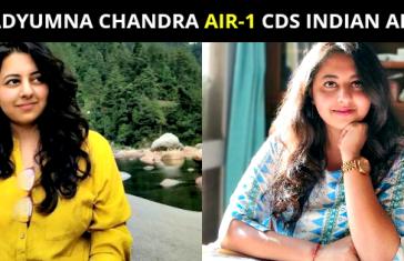PRADYUMNA CHANDRA AIR-1 CDS INDIAN ARMY