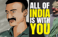 Wing Cdr Abhinandan Will Be Back Tommorrow