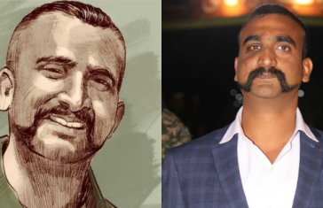 About Wing Commander Abhinandan