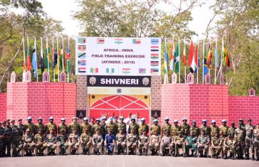 Africa-India Field Training Exercise 2019