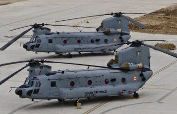Chinook IAF
