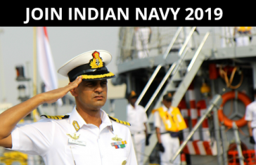 JOIN INDIAN NAVY 2019