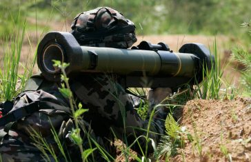 Man Portable Anti Tank Guided Missile