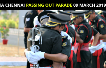 OTA CHENNAI PASSING OUT PARADE 09 MARCH 2019