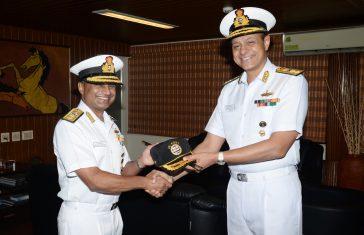 Rear Admiral Krishna Swaminathan, VSM