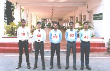 Recommended For Indian Military Academy From SSB Bangalore