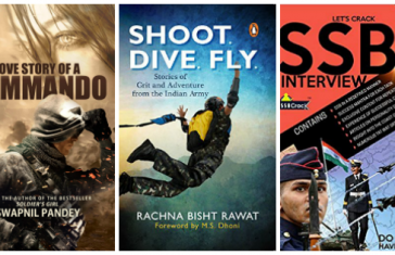 5 books Every Defence Aspirant Must Read