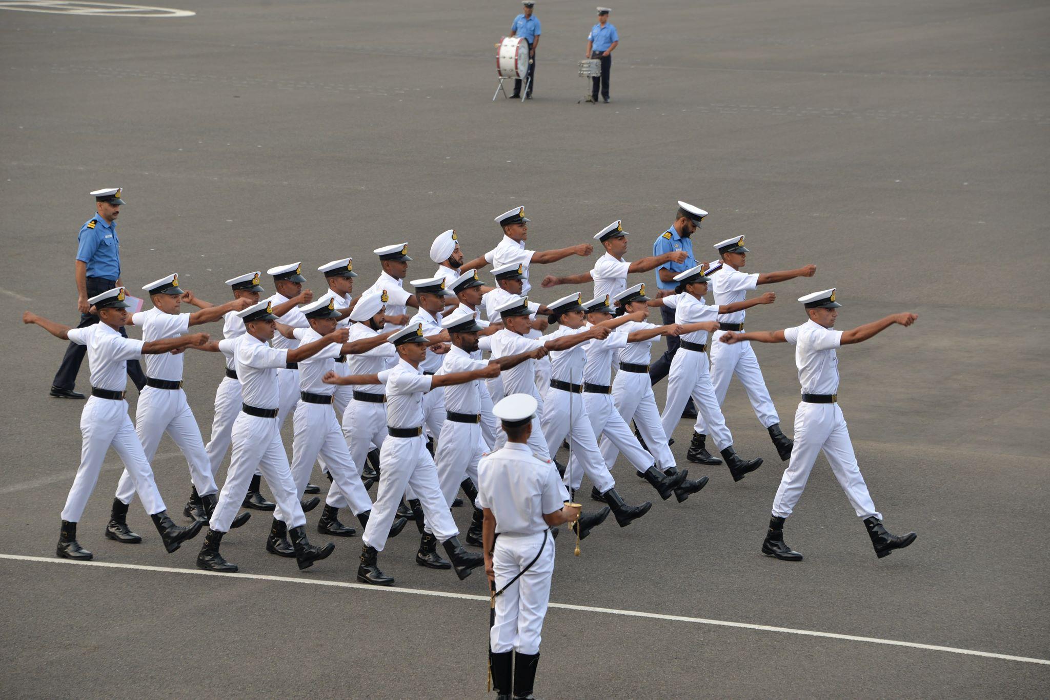 Braveheart Squadron Won Inter Squadron Drill Competition